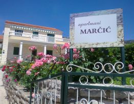 Apartment Apartmani Marčić Bol A5