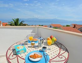 Apartment Adriatic Blue  2Bedrooms - 2nd floor