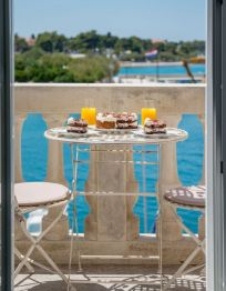 Apartment sa pogledom na more