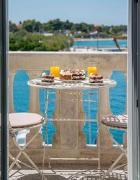 Appartamento sa pogledom na more