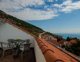 Apartman Livia 5★Modern 1 BR apt★beautiful sea view★near beach