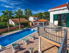 Vacation House Luxury villa with pool - villa Rasotica