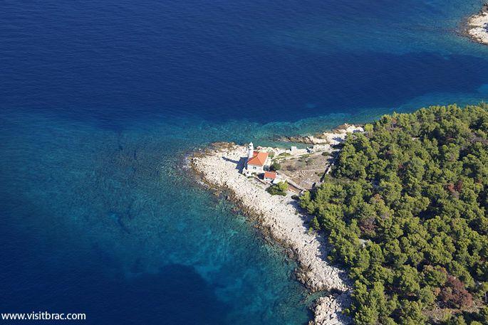 Milna, Island Brač, Croatia