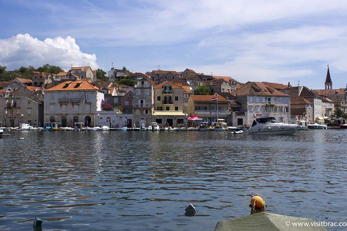 Croatia sailing destinations: Milna - Waypoint - Yacht