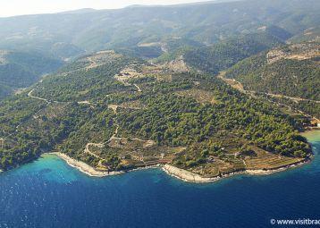 Bucht Dučac