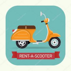 Rent a Scooter - Brač