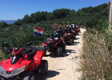 Quad safari RADO RENT Sumartin