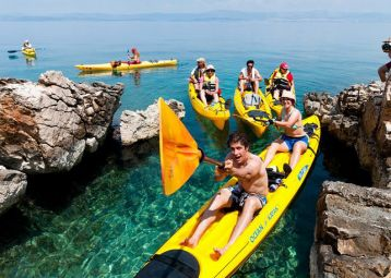Sea Kayaking - Island Brač explorer