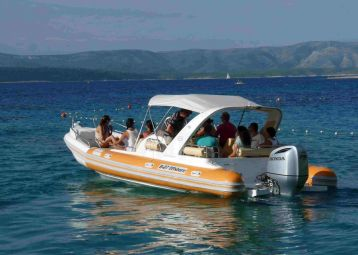 Speed boat tours, Taxi boat