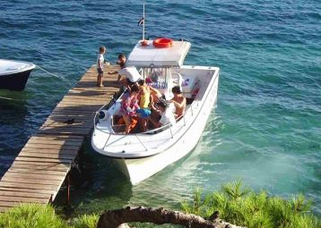 Excursions to the islands, Middle Dalmatia