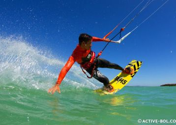Kiteboarding courses & private lessons