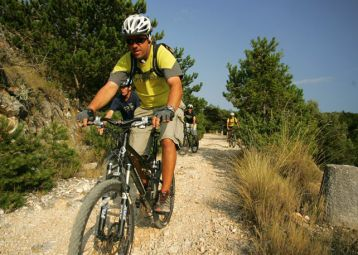 Mountain bike tour - On the trail of Roman empire