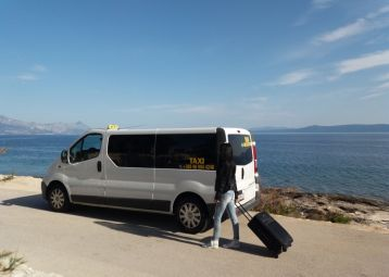 Taxi transfers and excursions